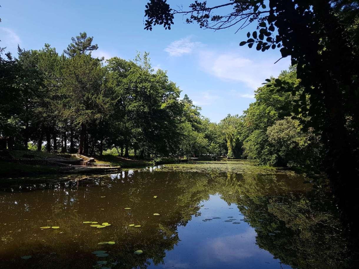 bordeaux parc majolan