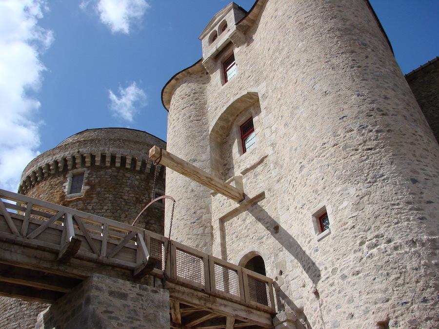 St-André-sur-Sèvre_Château-de-St-Mesmin