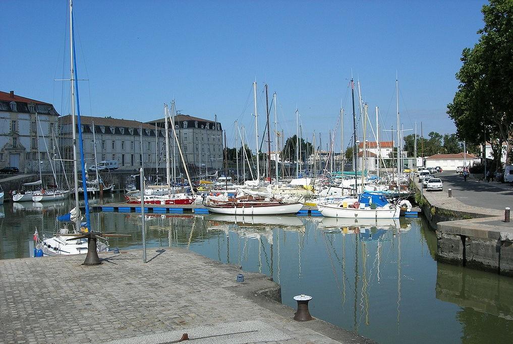 port rochefort