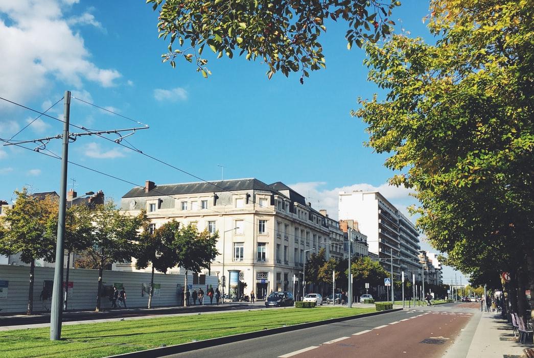 Les villes cyclables en France Angers
