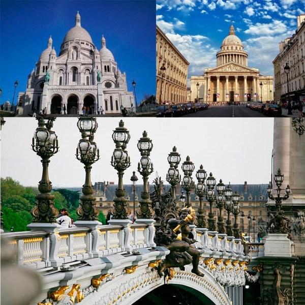Фото Париж: Достопримечательности города! | Paris-Life.info