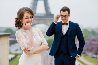 trocadero wedding couple photosession