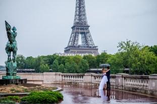 Wedding Photoshoot in Paris