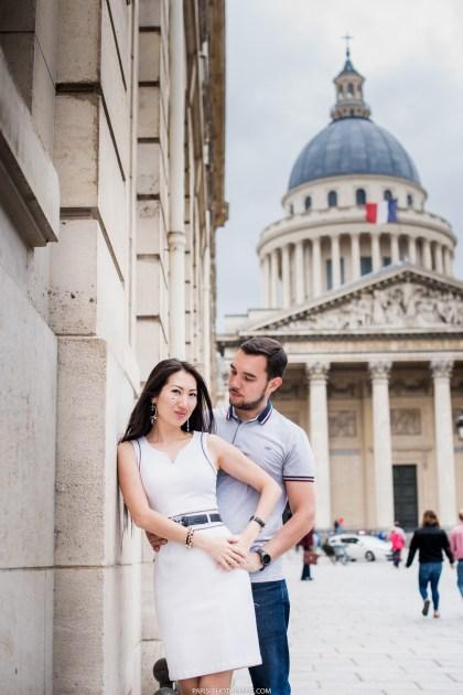 Фотосессия в Париже - paris-photoguide.com