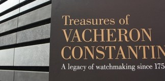 Treasures of Vacheron Constantin at National Museum of Singapore