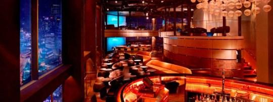 New Asia Bar Singapour (photo issue du site officiel)