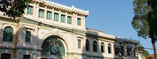 La Poste Centrale, Ho Chi Minh Ville