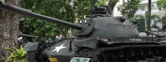 War Remnants Museum, Ho Chi Minh Ville