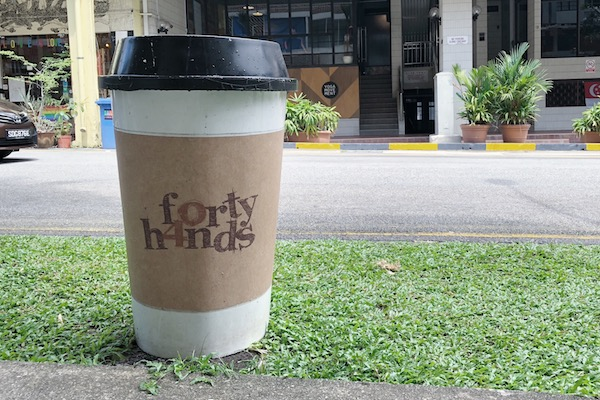 Forty Hands Singapour