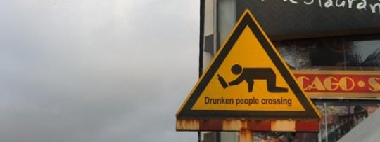 Panneau à Phuket, au moins vous êtes prévenus