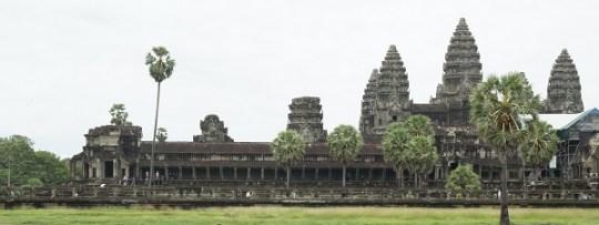 Angkor Vat à Siem Reap