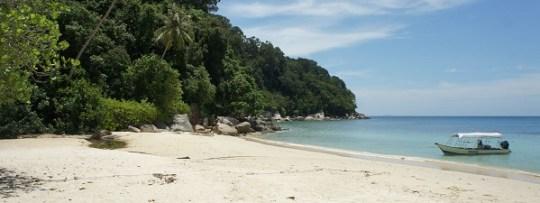 Plage à Pulau Besar (Perhentian Islands)