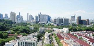 Les quartiers de Singapour