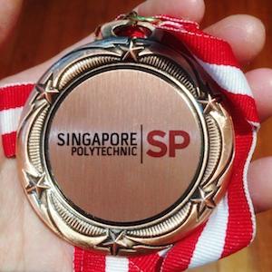 3ème place SP RockMaster 2014