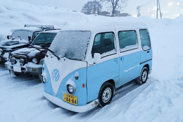 Transports à Niseko