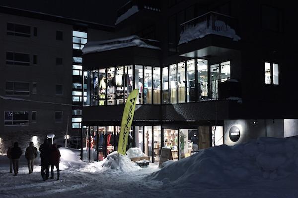 Hôtels à Niseko