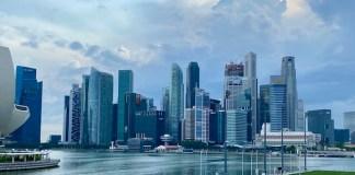 Français à Singapour en 2021