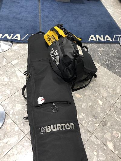 Snowboard bag burton plane