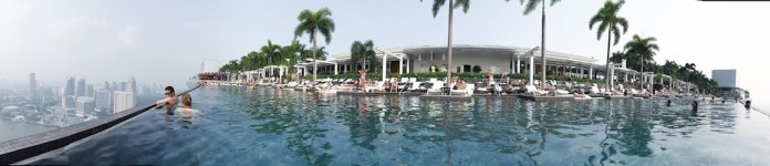 Infinity Pool Singapour