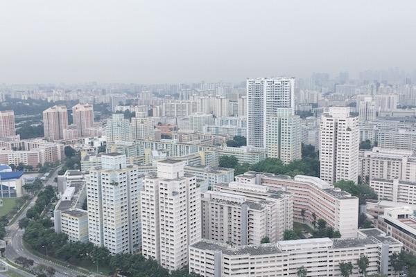 HDB Bishan Singapour