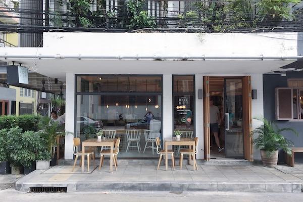 Rocket Cafe Bangkok