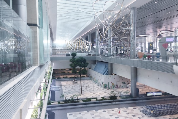 Qantas est de retour à Singapour
