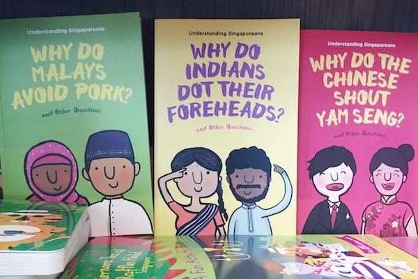 Livres a lire a Singapour