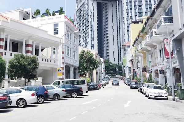 Rue Bukit Pasoh