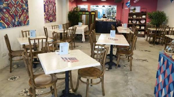 Cuisine Peranakan Singapour Restaurants
