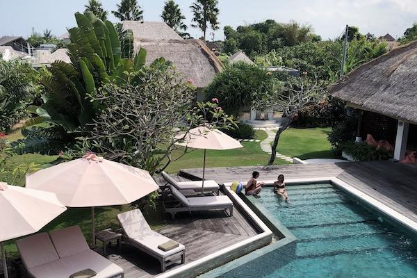 Piscine Villa Bali