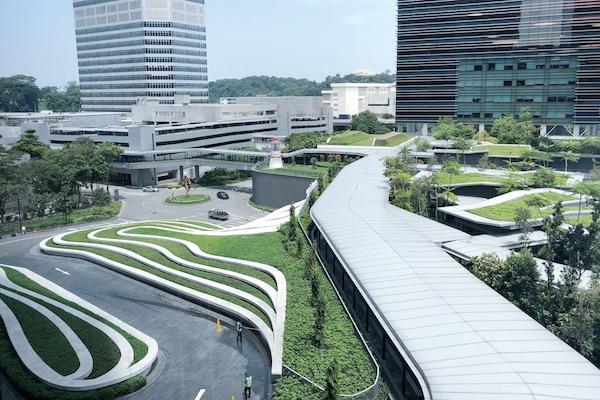Bureaux Singapour
