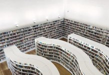Library a Orchard Singapour