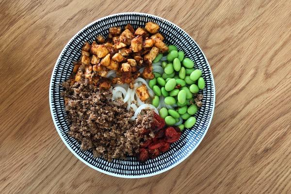 Cuisine fait maison Singapour