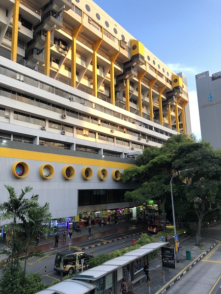 Golden Mile Complex Singapour