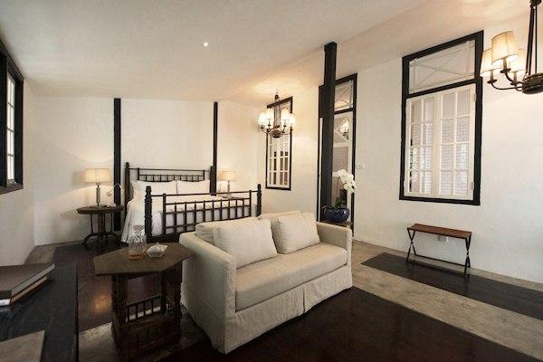 Villa Samadhi Chambre