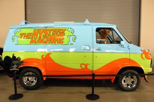 scooby doo photo