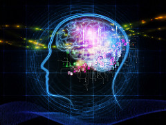 artificial brain photo