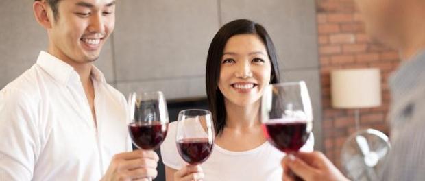 vins asie