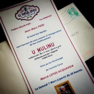 invitation inauguration