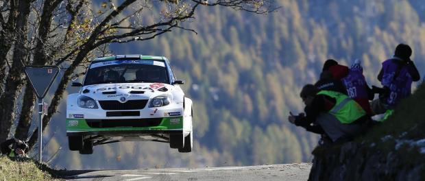 tour de corse rallye
