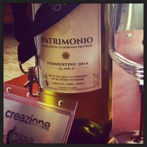 bouteille vin corse