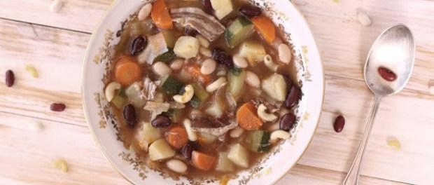 Soupe corse (1)