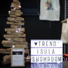 trend isula showroom