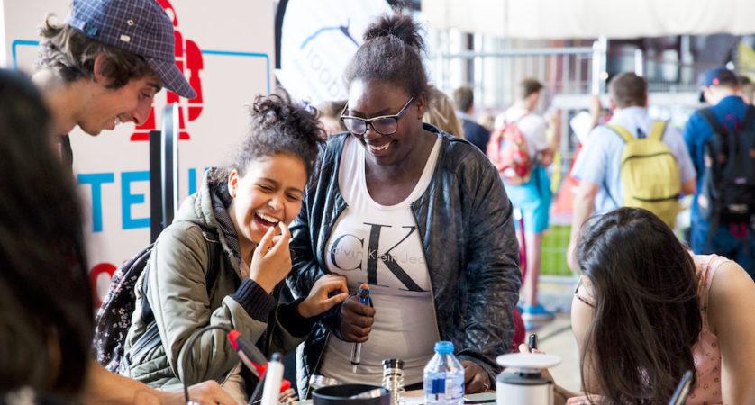 Maker Faire Paris 2018 - Journée Éducation