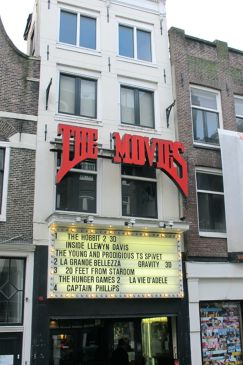 The movies amsterdam