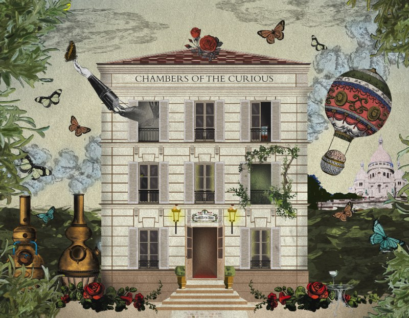 CHAMBERS OF THE CURIOUS HENDRICKS