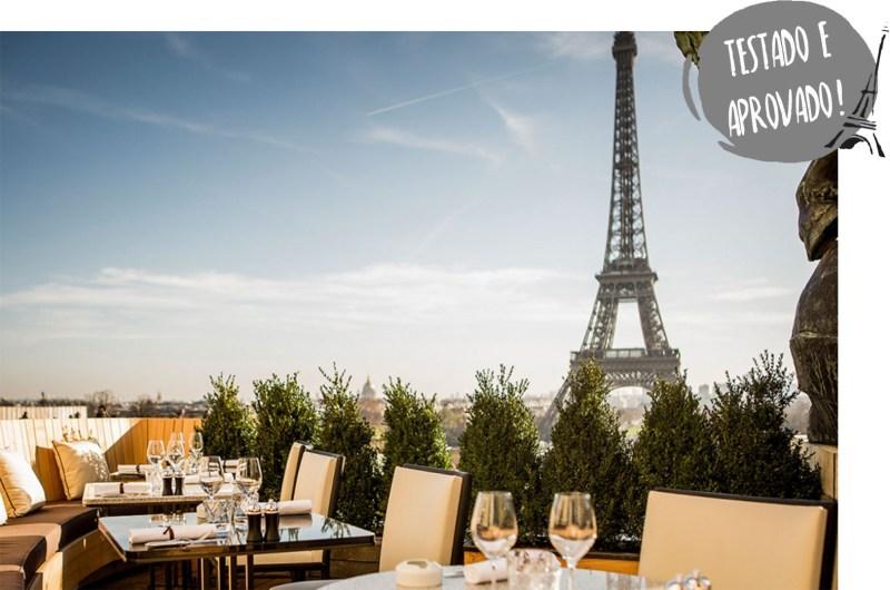 restaurantes com vista para a Torre Café de l'Homme