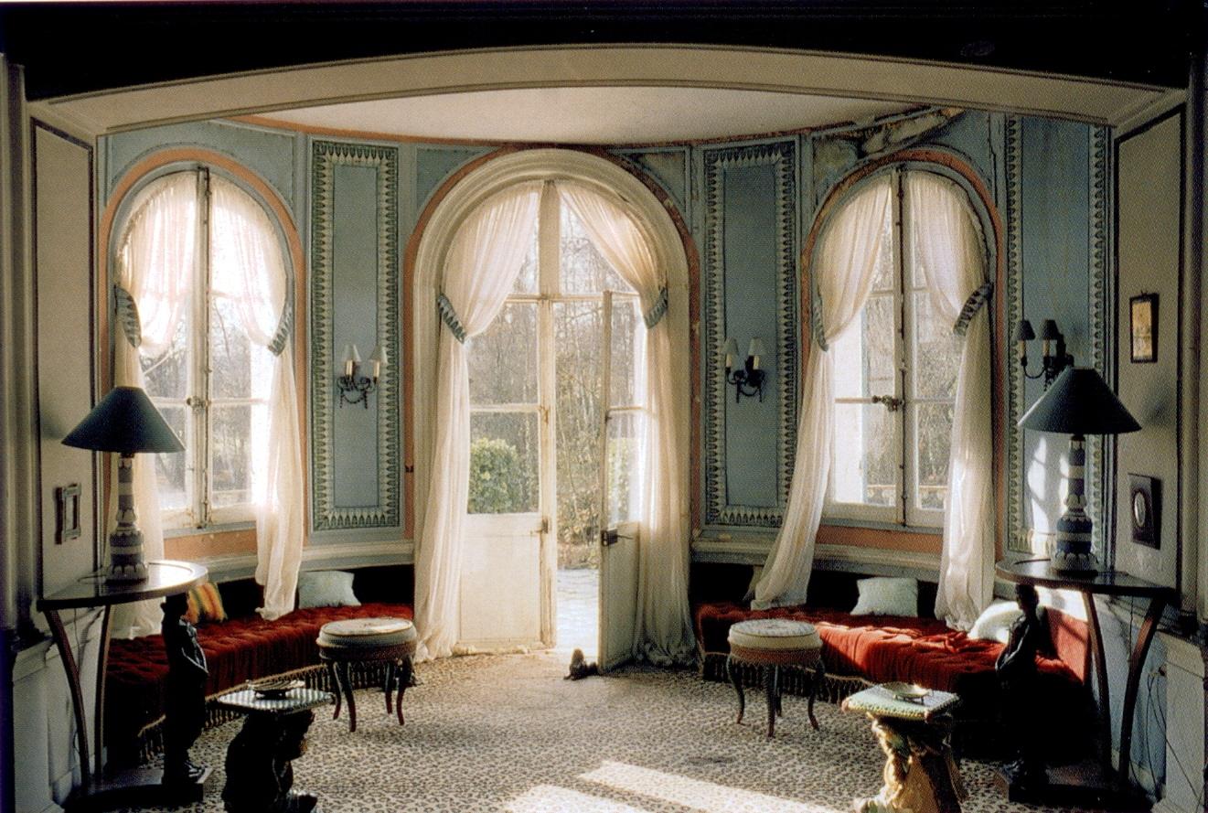 Best Kitchen Gallery: Madeline Castaing The Paris Apartment of Paris Apartment  on rachelxblog.com