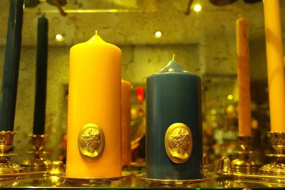 Świeczki Trudon