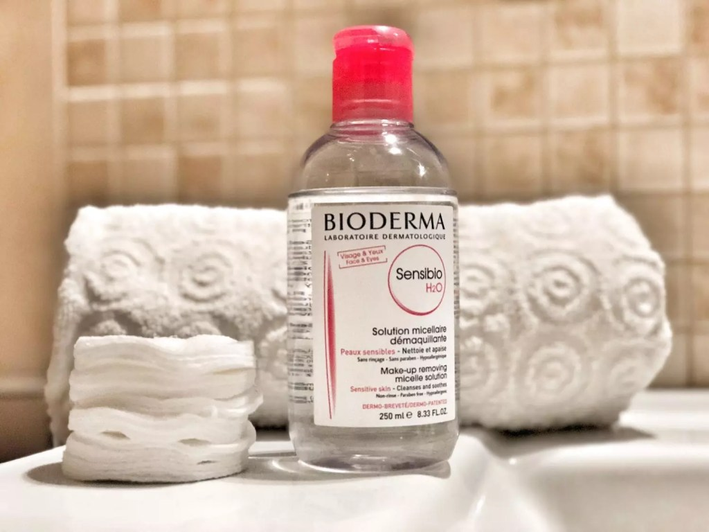Płyn micelarny Bioderma